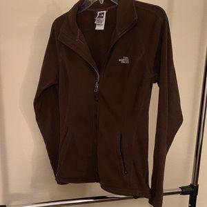 Women's Northface Fleece Zip Jacket